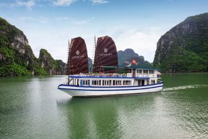 Genesis Cruises - Halong Bay Luxury Day Tour